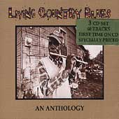 Various Artists: Living Country Blues: An Anthology