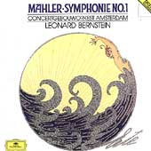 Mahler: Symphonie no 1 / Bernstein, Royal Concertgebouw