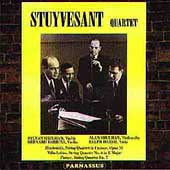 Hindemith, Porter, et al: String Quartets / Stuyvesant