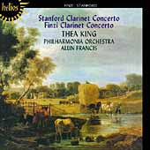 Stanford, Finzi: Clarinet Concertos / Thea King, et al