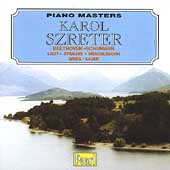 Piano Masters - Karol Szreter - Beethoven, Liszt, et al