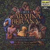Orff: Carmina Burana / Runnicles, Hong, Atlanta SO, et al