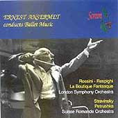 Ernest Ansermet conducts Ballet Music - Stravinsky, et al