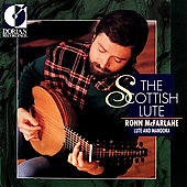 The Scottish Lute Vol 1 / Ronn McFarlane