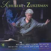 Schubert: Symphonies no 2, 3, Rondo for Violin / Zukerman
