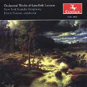 Orchestral Works of Lars-Erik Larsson / New York Scandia SO