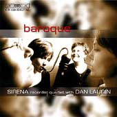 Baroque / Sirena Recorder Quartet