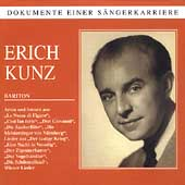 Dokumente einer S&auml;ngerkarriere - Erich Kunz - Mozart, et al