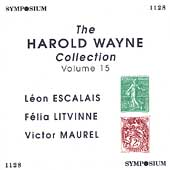 The Harold Wayne Collection Vol 15