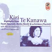 Kiri Te Kanawa - Highlights from 