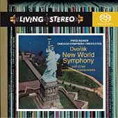 Dvor&#225;k: New World Symphony; Smetana / Reiner, CSO
