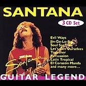 Santana: Guitar Legend [United Multi Consign]