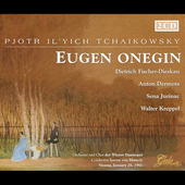 Tchaikovsky: Eugen Onegin / Matacic, Fischer-Dieskau, et al