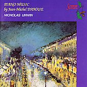 Jean-Michel Damase: Piano Music / Nicholas Unwin