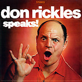 Don Rickles: Don Rickles Speaks! [Remaster] *