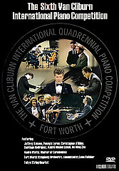6Th Van Cliburn Competition. Various Artists [DVD]