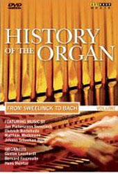 History Of The Organ, Vol. 2 - / Leonhardt, Foccroulle, Heintze [DVD]
