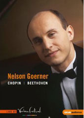 Nelson Goerner / Chopin & Beethoven [DVD]