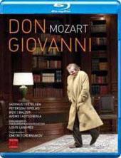 Mozart: Don Giovanni / Bo Skovhus, Kyle Ketelsen, Marlis Petersen, David Bizic, Colin Balzer. Louis Langree [Blu-Ray]