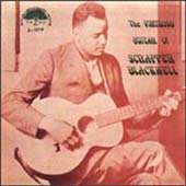 Scrapper Blackwell: Virtuoso Guitar 1925-1934
