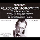 The Romantic Era - Beethoven, etc / Horowitz, Reiner, Szell
