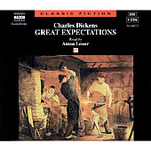 Charles Dickens: Great Expectations [Book on Disc]