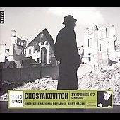 Chostakovitch: Symphony no 7 / Masur, ONF