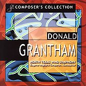 Composer's Collection - Donald Grantham / Corporon, et al