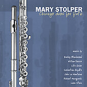 Chicago Duos for Flute - Blackwood, et al / Mary Stolper