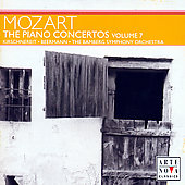 Mozart: The Piano Concertos Vol 7 / Kirschnereit, Beermann