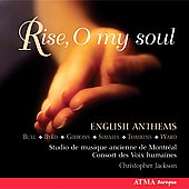 Rise, O My Soul - Ward, et al / Christopher Jackson, et al