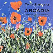 Corelli, Purcell, LeClair: Trio Sonatas / Arcadia