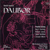 Smetana: Dalibor / Tausky, Griffiths, Jones, farrall, Garrard, Ward, et al