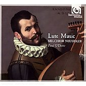 Neusilder: Lute Music / Paul O'Dette