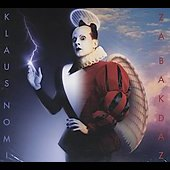 Klaus Nomi: Za Bakdaz: The Unfinished Opera [Digipak] *