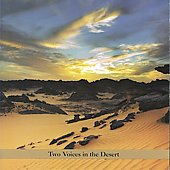Perry Robinson: Two Voices in the Desert *