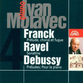 Ivan Moravec Plays French Music