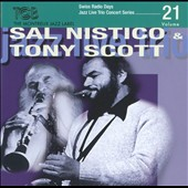 Sal Nistico/Tony Scott (Jazz): Swiss Radio Days, Vol. 21 *