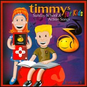 Various Artists: Timmys Sunday School & Action Songs For Kids, Vol. 1