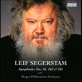 Lief Segerstam: Symphonies Nos. 81, 162 & 181