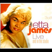 Etta James: Live & In the Studio [Box]