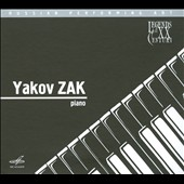 Legends of the XX Century: Yakov Zak, piano