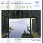 Fiddler's Spring - Music of Gustav Holst