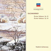 Rachmaninov: Etudes Tableaux Op. 33 & 39