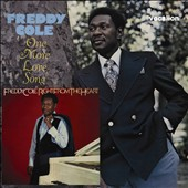 Freddy Cole: One More Love Song/Right from the Heart