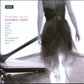 Minimal Harp - works by Harrison, Cage, Cowell, Glass, Campogrande, Part; Ligeti, Machajdik