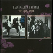 Daevid Allen/Kramer: Hit Men/Who's Afraid?
