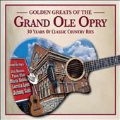 Various Artists: Golden Greats of the Grand Ole Opry