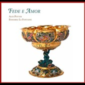 Fede e Amor - Baroque music with trombones at the Imperial Court in Vienna / Alex Potter (countertenor); Chaterine Motuz & Simen Van Mechelen (Trombones)