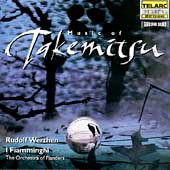 Music of Takemitsu / Rudolf Werthen, I Fiamminghi
